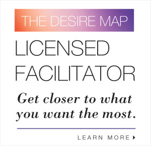 Radiant Living with The Desire Map