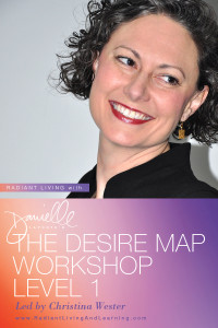 Radiant Living with The Desire Map Dallas Workshop