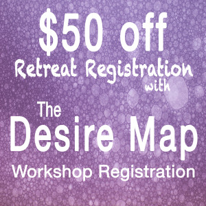 $50off Retreat withDM
