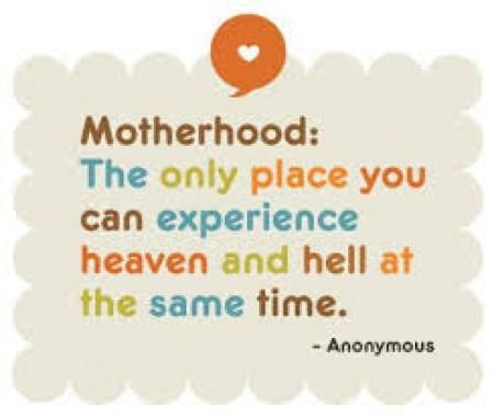 MotherhoodHeavenHell